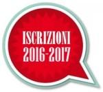 Iscrizioni anno scolastico 2016-2017