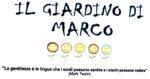 """Inaugurazione del """"Giardino di MARCO"""" in memoria di Marco Severini"""